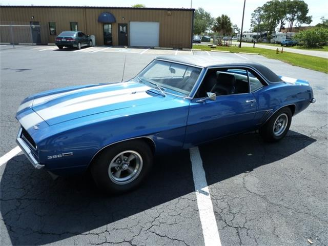 1969 Chevrolet Camaro (CC-1319505) for sale in Macomb, Michigan