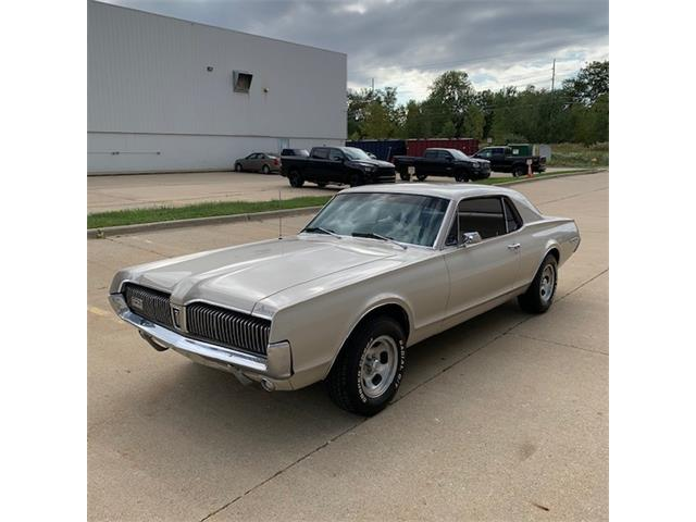 1967 Mercury Cougar (CC-1319513) for sale in Macomb, Michigan
