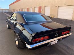 1969 Chevrolet Camaro SS (CC-1310952) for sale in Lancaster, California