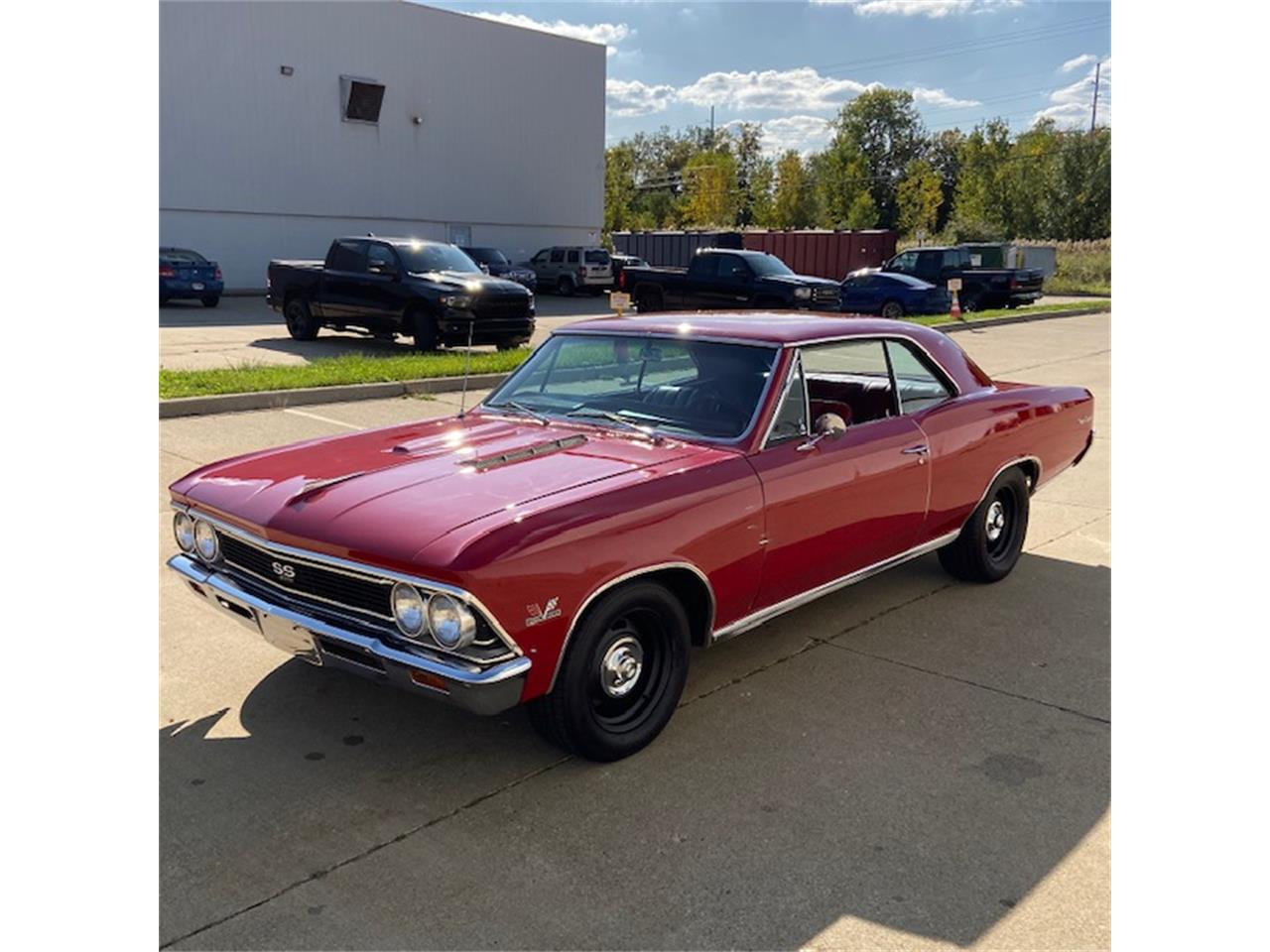1966 Chevrolet Chevelle SS (CC-1319521) for sale in Macomb, Michigan