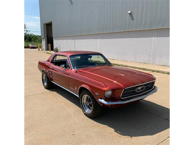 1967 Ford Mustang (CC-1319524) for sale in Macomb, Michigan