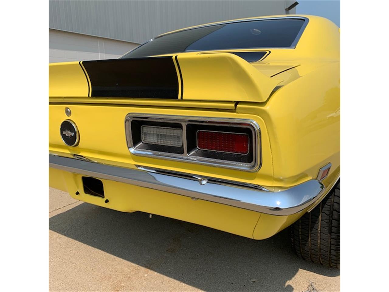 1968 Chevrolet Camaro (CC-1319527) for sale in Macomb, Michigan
