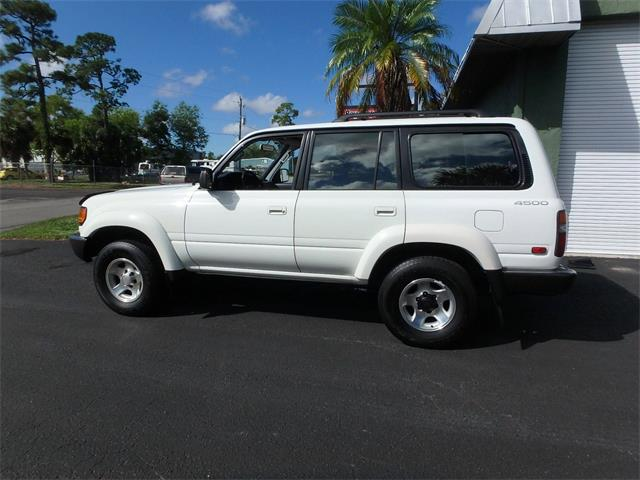 1993 Toyota Land Cruiser FJ (CC-1319540) for sale in Macomb, Michigan