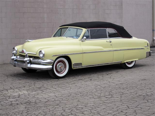 1951 Mercury Convertible (CC-1319568) for sale in Palm Beach, Florida