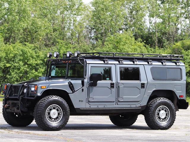 2006 Hummer H1 (CC-1319593) for sale in Palm Beach, Florida