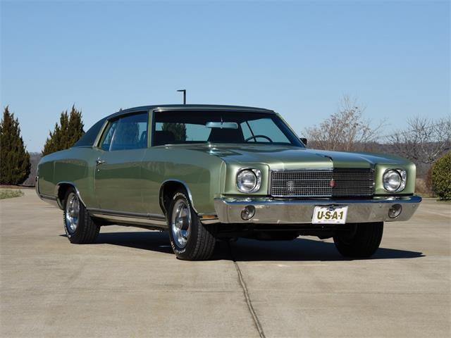 1970 Chevrolet Monte Carlo (CC-1319602) for sale in Palm Beach, Florida