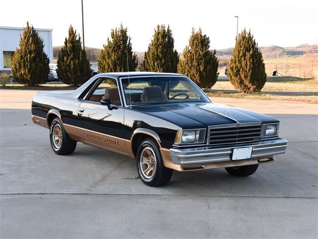 1979 Chevrolet El Camino SS