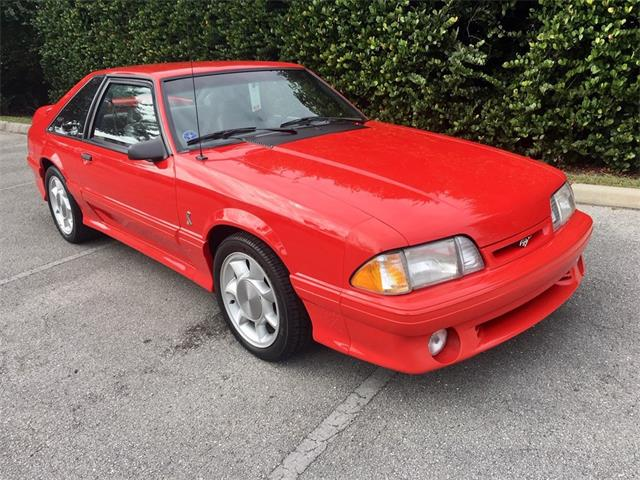 1993 Ford Mustang SVT Cobra (CC-1319630) for sale in Palm Beach, Florida