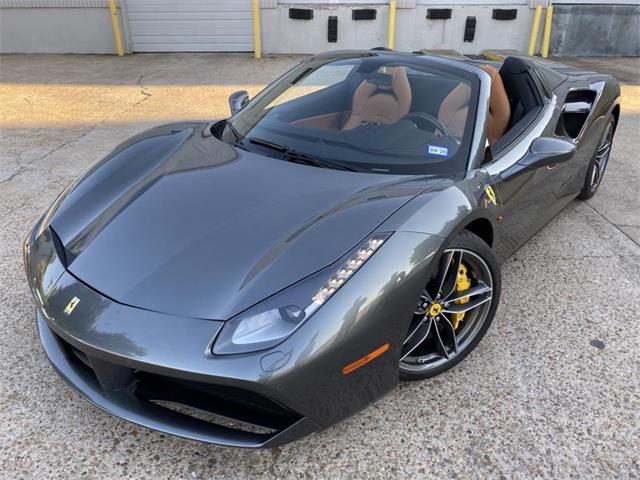 2018 Ferrari 488 Spider (CC-1319645) for sale in Houston, Texas