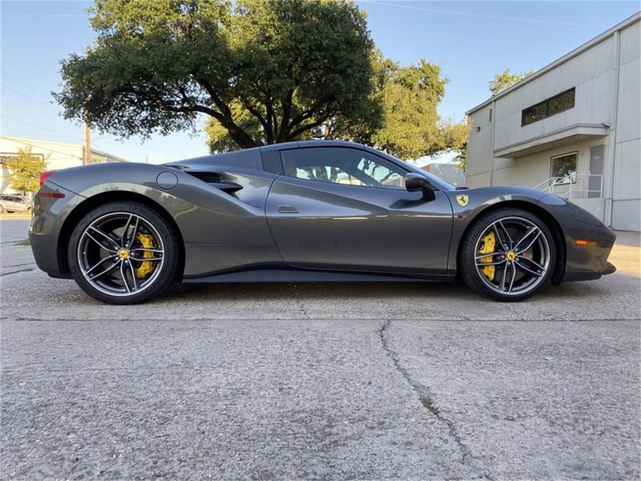 2018 Ferrari 488 Spider (CC-1319645) for sale in Houston, Texas