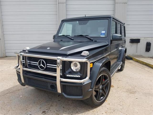 2014 Mercedes-Benz G63 (CC-1319648) for sale in Houston, Texas
