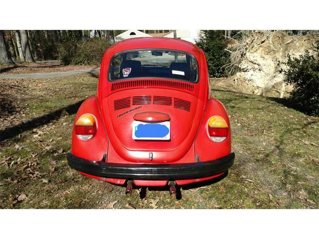 1973 Volkswagen Super Beetle (CC-1319668) for sale in Fuquay-Varina, North Carolina