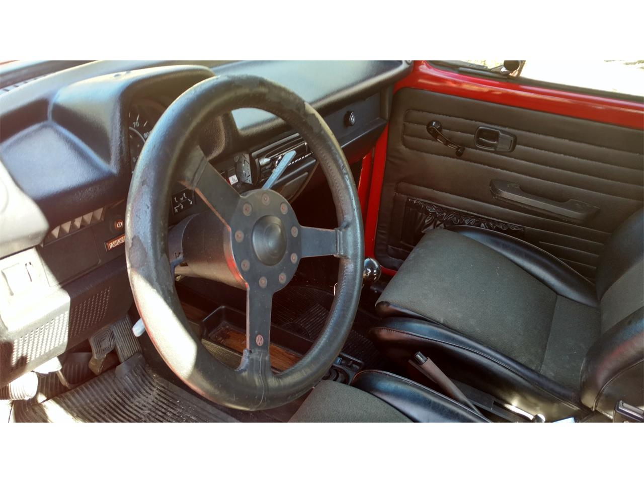 1973 Volkswagen Super Beetle (CC-1319668) for sale in Fuquay-Varina, North Carolina