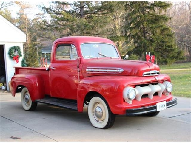 1951 Ford F1 (CC-1319670) for sale in Kirtland, Ohio