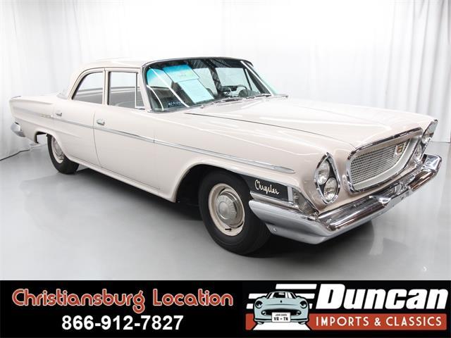1962 Chrysler Newport (CC-1319671) for sale in Christiansburg, Virginia
