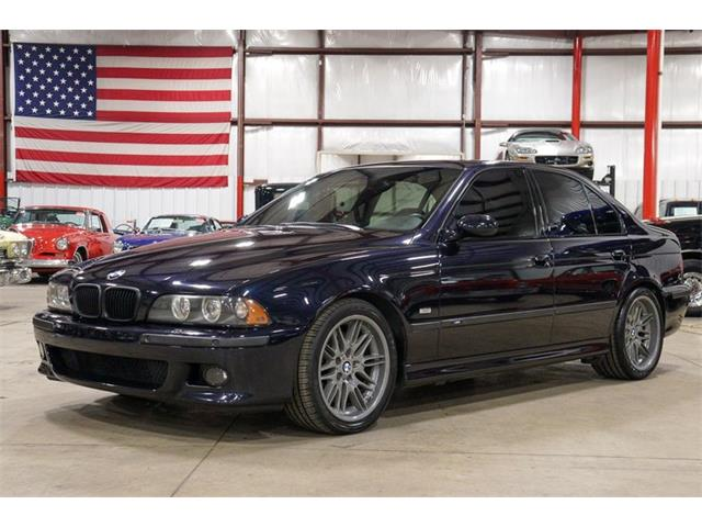 2001 BMW M5 (CC-1319675) for sale in Kentwood, Michigan