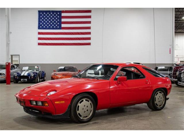 1984 Porsche 928 (CC-1319685) for sale in Kentwood, Michigan