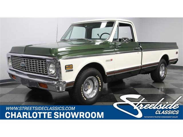 1972 Chevrolet C10 (CC-1319686) for sale in Concord, North Carolina