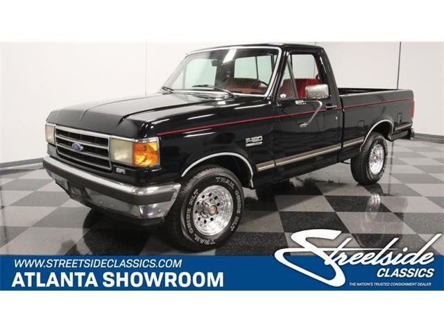 1989 Ford F150 (CC-1319691) for sale in Lithia Springs, Georgia