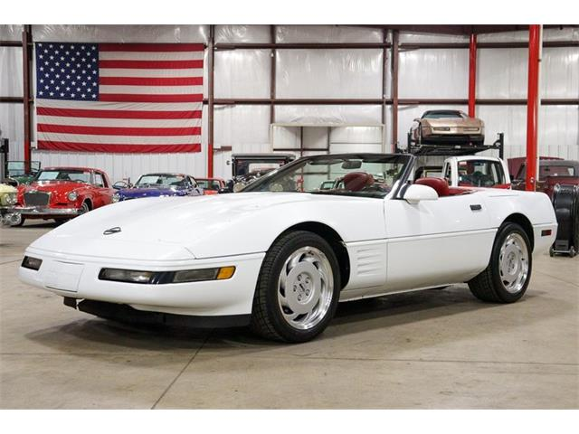 1991 Chevrolet Corvette (CC-1319693) for sale in Kentwood, Michigan