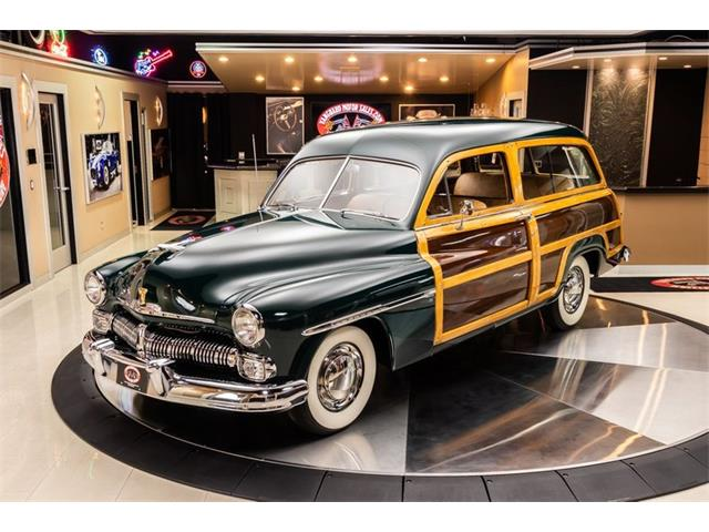 1950 Mercury Woody Wagon (CC-1319698) for sale in Plymouth, Michigan