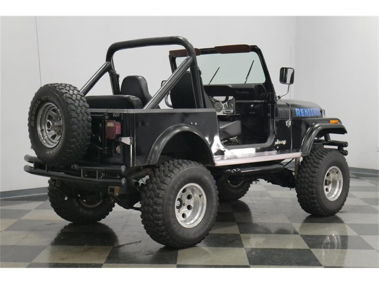 1984 Jeep CJ7 (CC-1319700) for sale in Lavergne, Tennessee