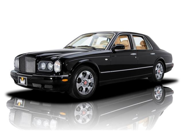 2001 Bentley Arnage (CC-1319715) for sale in Charlotte, North Carolina