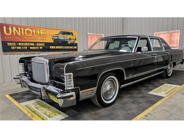 1978 Lincoln Continental (CC-1319717) for sale in Mankato, Minnesota