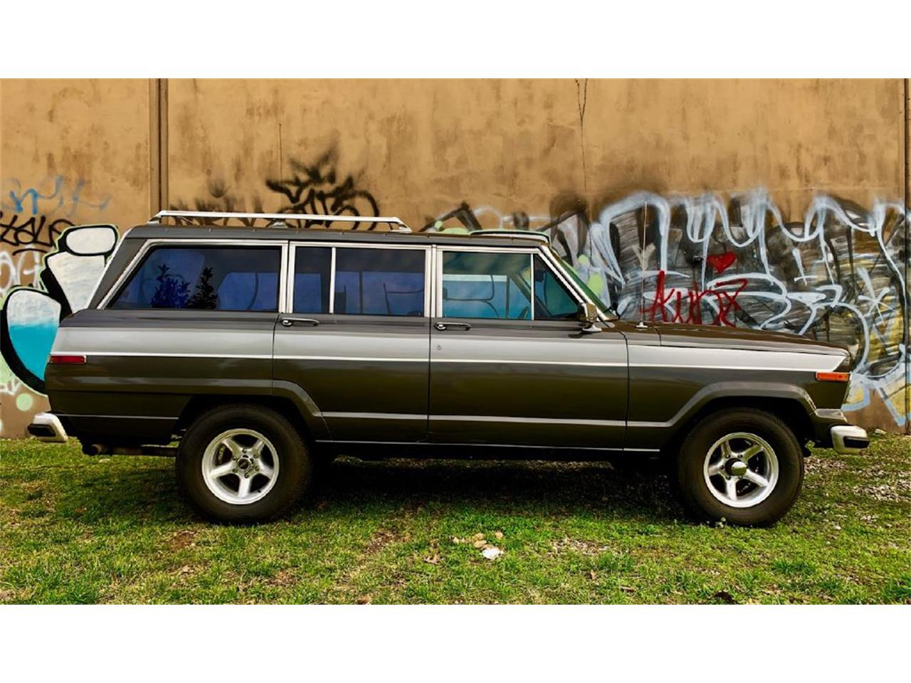 1984 Jeep Grand Wagoneer (CC-1319737) for sale in West Pittston, Pennsylvania