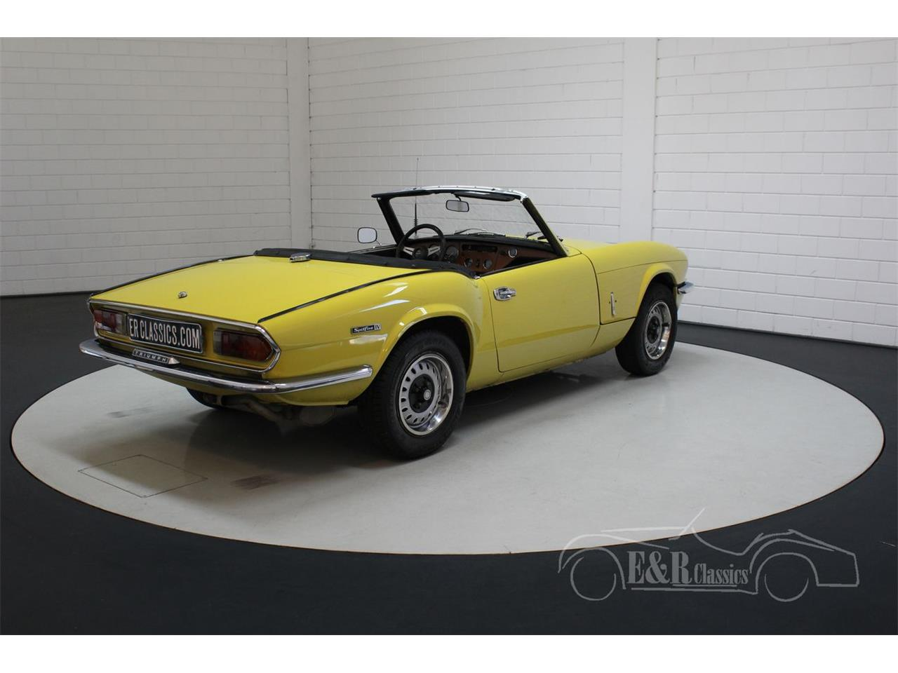 1974 Triumph Spitfire (CC-1319754) for sale in Waalwijk, Noord-Brabant