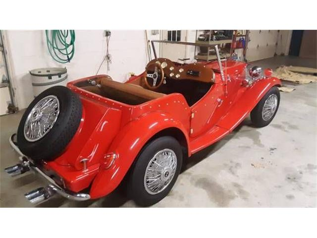 1952 MG TD (CC-1319758) for sale in Cadillac, Michigan