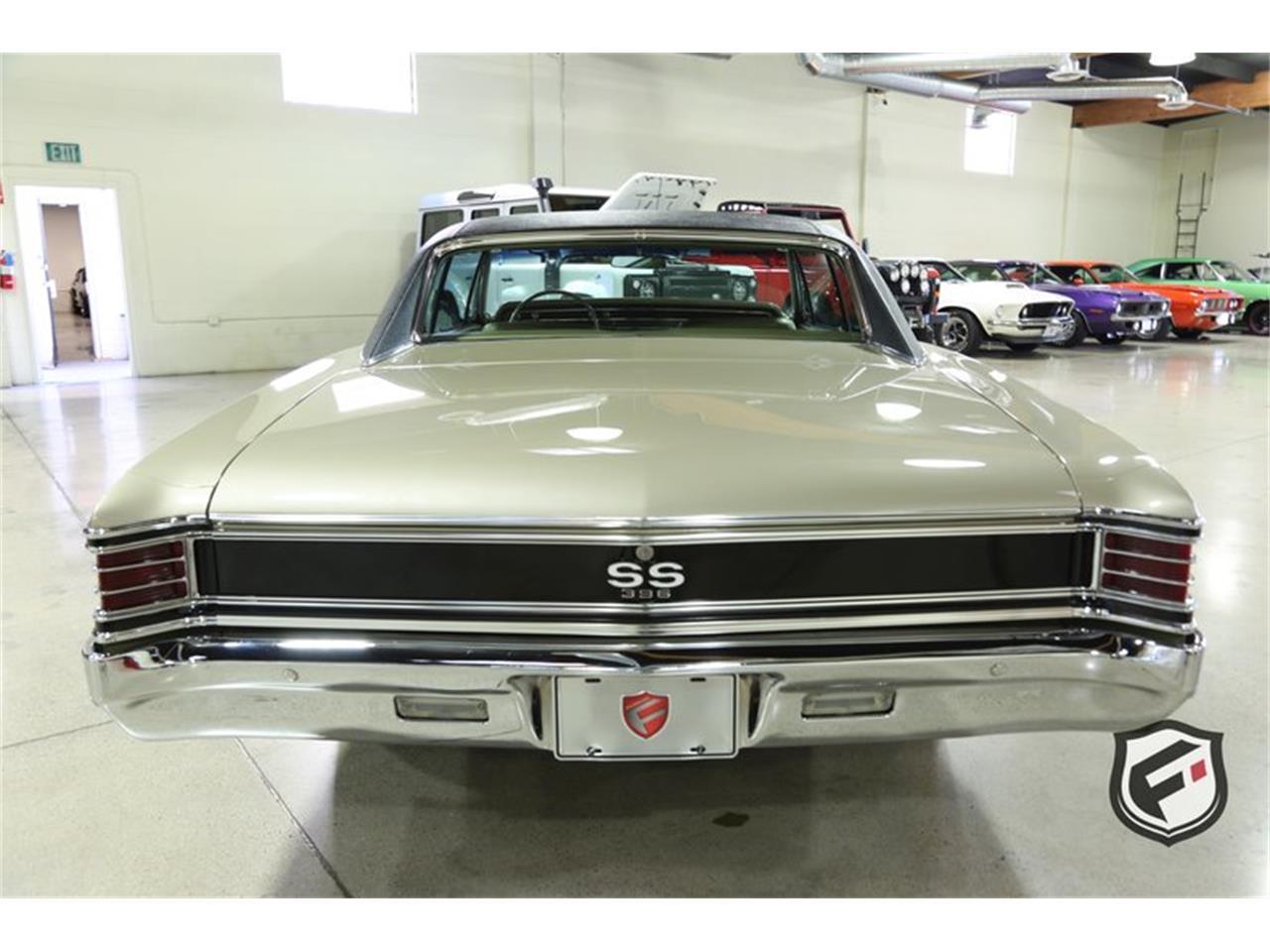 1967 Chevrolet Chevelle (CC-1319775) for sale in Chatsworth, California