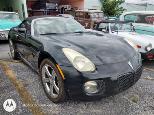 2007 Pontiac Solstice (CC-1319785) for sale in Miami, Florida