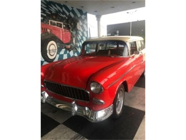 1955 Chevrolet Station Wagon (CC-1319787) for sale in Miami, Florida