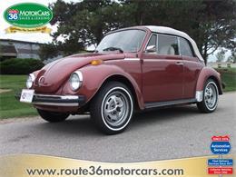 1978 Volkswagen Beetle (CC-1319791) for sale in Dublin, Ohio
