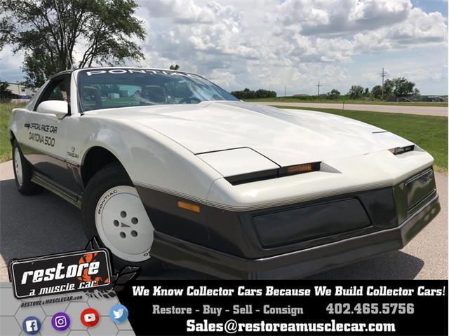 1983 Pontiac Firebird Trans Am (CC-1319793) for sale in Lincoln, Nebraska
