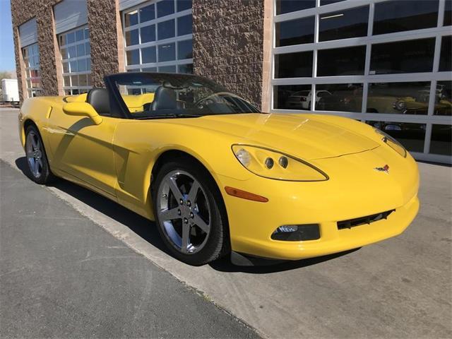 2007 Chevrolet Corvette (CC-1319795) for sale in Henderson, Nevada
