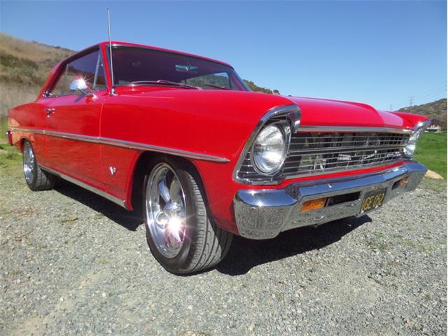 1967 Chevrolet Nova (CC-1319796) for sale in Laguna Beach, California