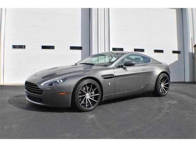 2007 Aston Martin Vantage (CC-1319805) for sale in Charlotte, North Carolina
