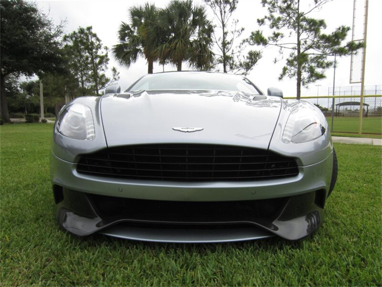 2014 Aston Martin Vanquish (CC-1319814) for sale in Delray Beach, Florida