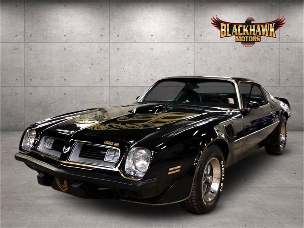 1975 Pontiac Firebird Trans Am For Sale Classiccars Com Cc 1319815