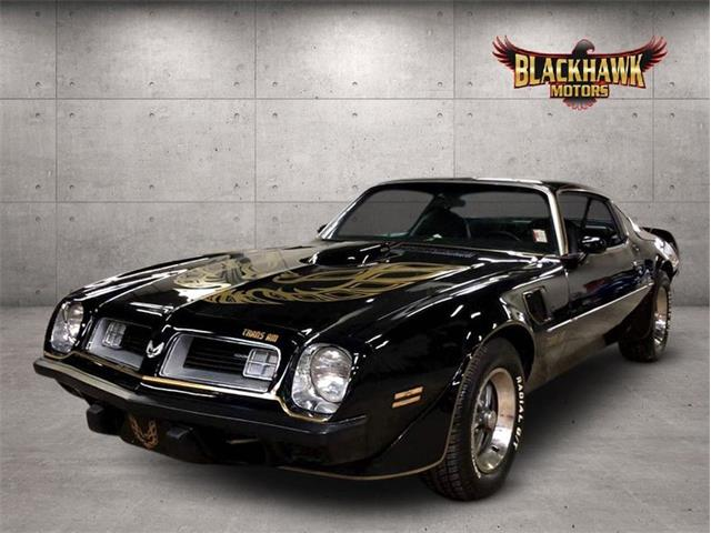 1975 Pontiac Firebird Trans Am (CC-1319815) for sale in Gurnee, Illinois