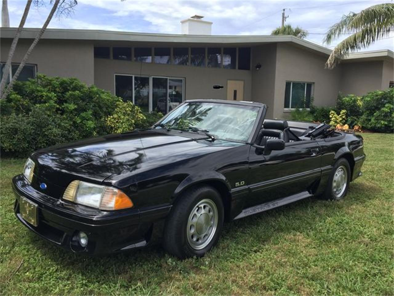 1990 Ford Mustang GT (CC-1319829) for sale in Lakeland, Florida
