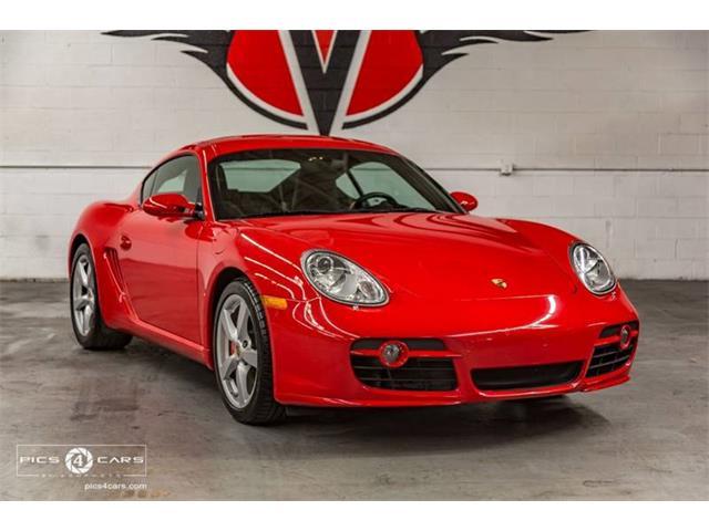2007 Porsche Cayman (CC-1319847) for sale in San Diego, California