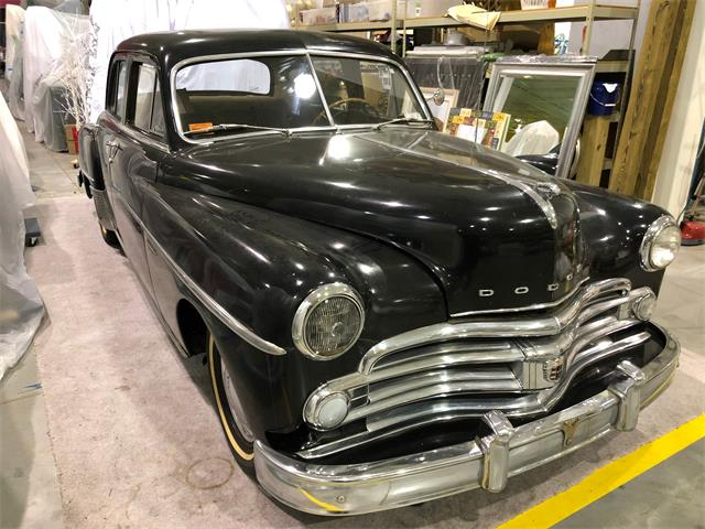 1950 Dodge 4-Dr Sedan (CC-1319856) for sale in Greenville, South Carolina
