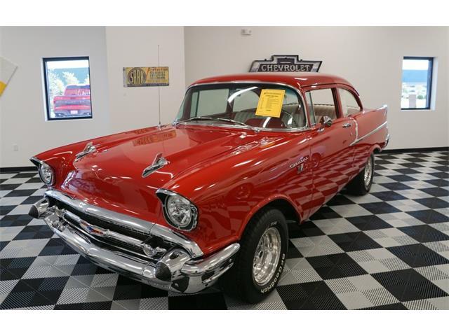 1957 Chevrolet 2-Dr Post (CC-1319868) for sale in Wilmington, North Carolina