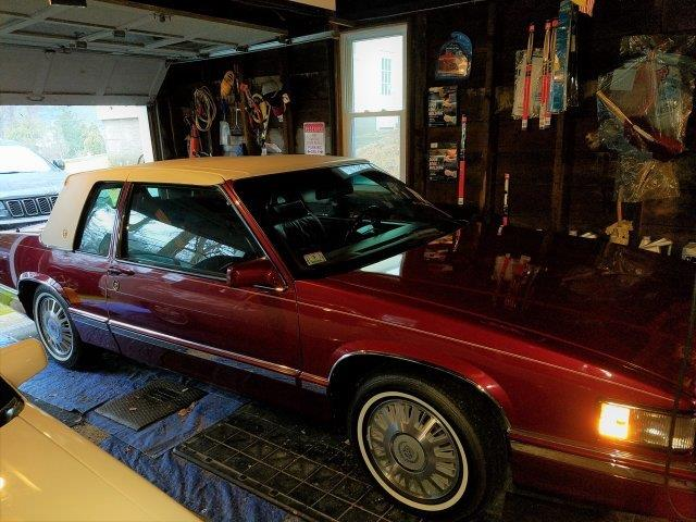 1992 Cadillac Coupe (CC-1310987) for sale in Hanover, Massachusetts