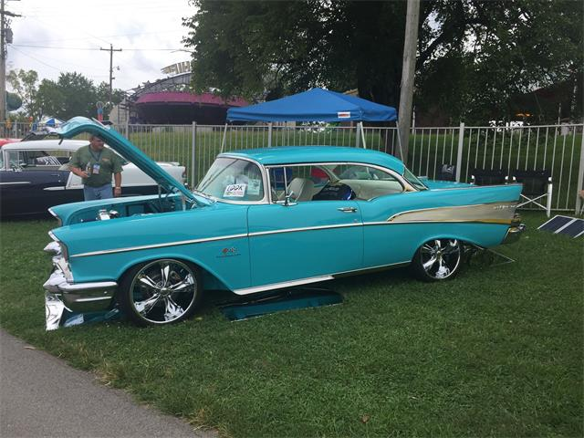 1957 Chevrolet Bel Air (CC-1319875) for sale in burlington, Ontario