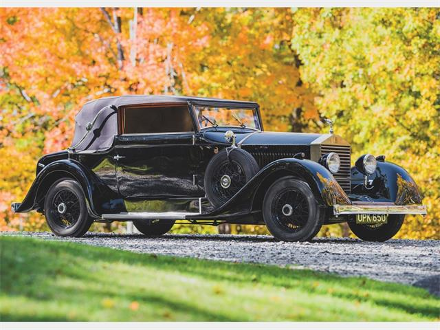 1927 Rolls-Royce 20/25 (CC-1319895) for sale in Amelia Island, Florida