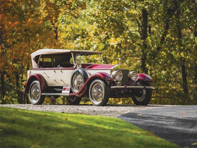 1926 Rolls-Royce Silver Ghost (CC-1319915) for sale in Amelia Island, Florida